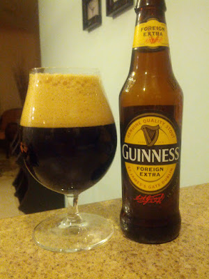 guinness foreign extra stout review