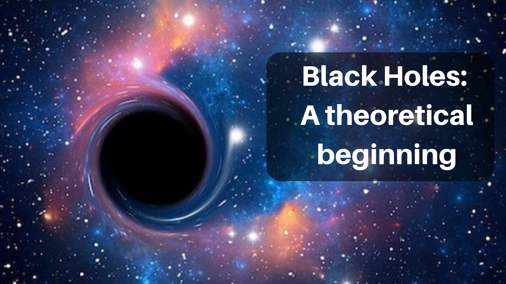 death by black hole review