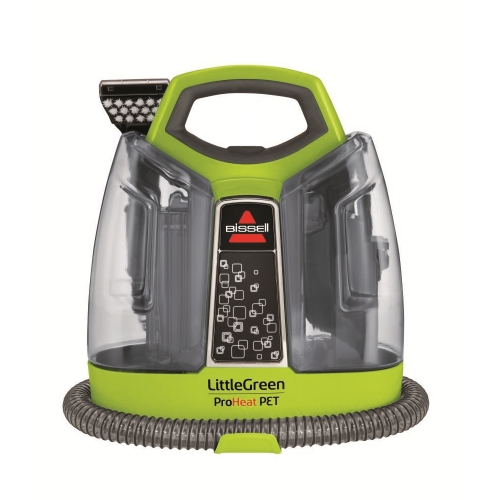 bissell little green proheat pet portable deep cleaner reviews