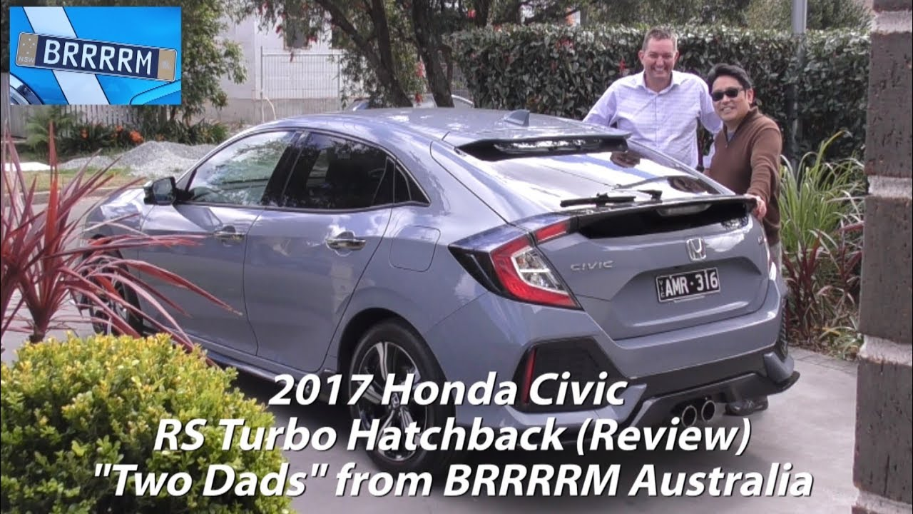 honda civic 2017 review australia