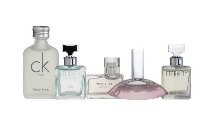 calvin klein for her perfume review