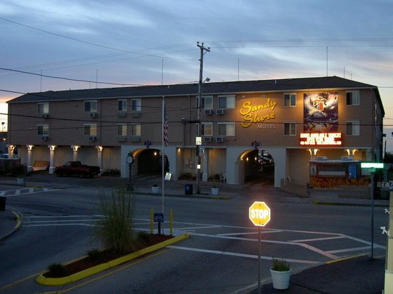 sandy shore motel rhode island reviews