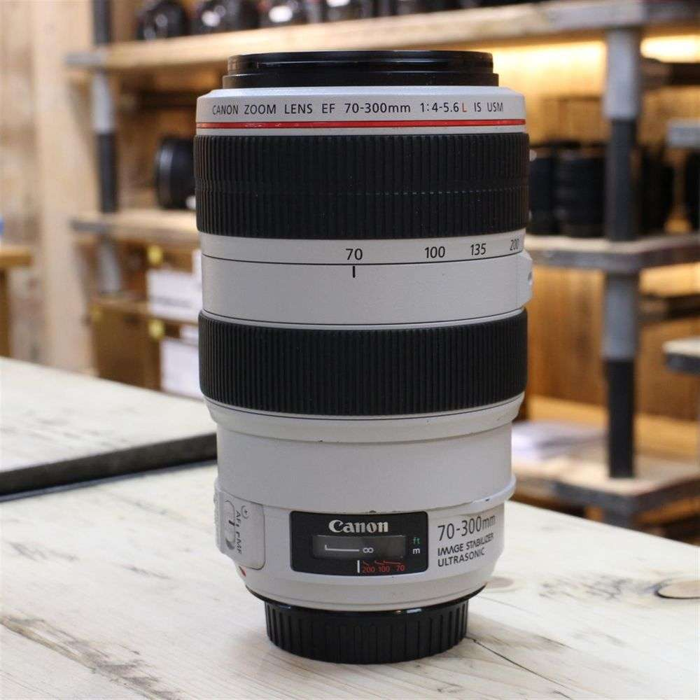 canon 70 300mm l lens review