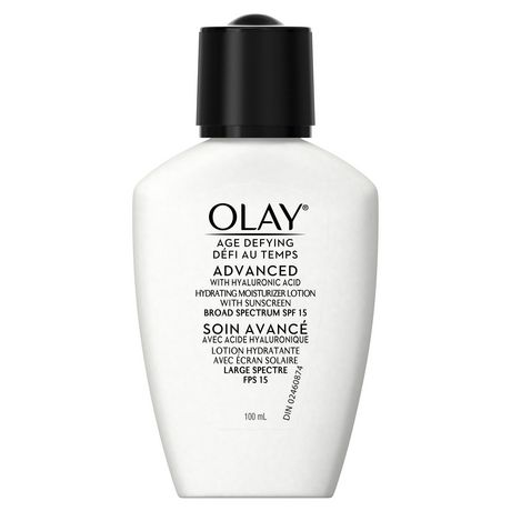olay age defying advanced with hyaluronic acid reviews