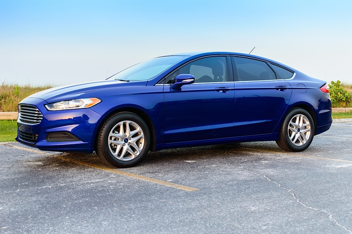 2013 ford fusion sport review
