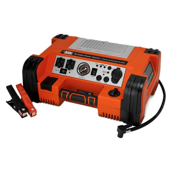 black and decker power station review