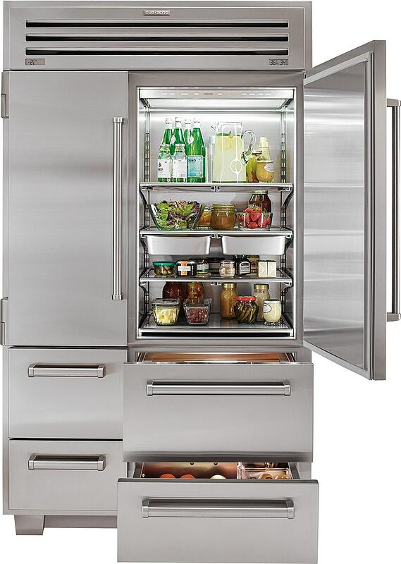 sub zero refrigerator reviews 2017