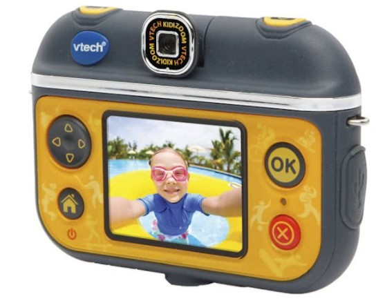 vtech kidizoom action cam 180 review