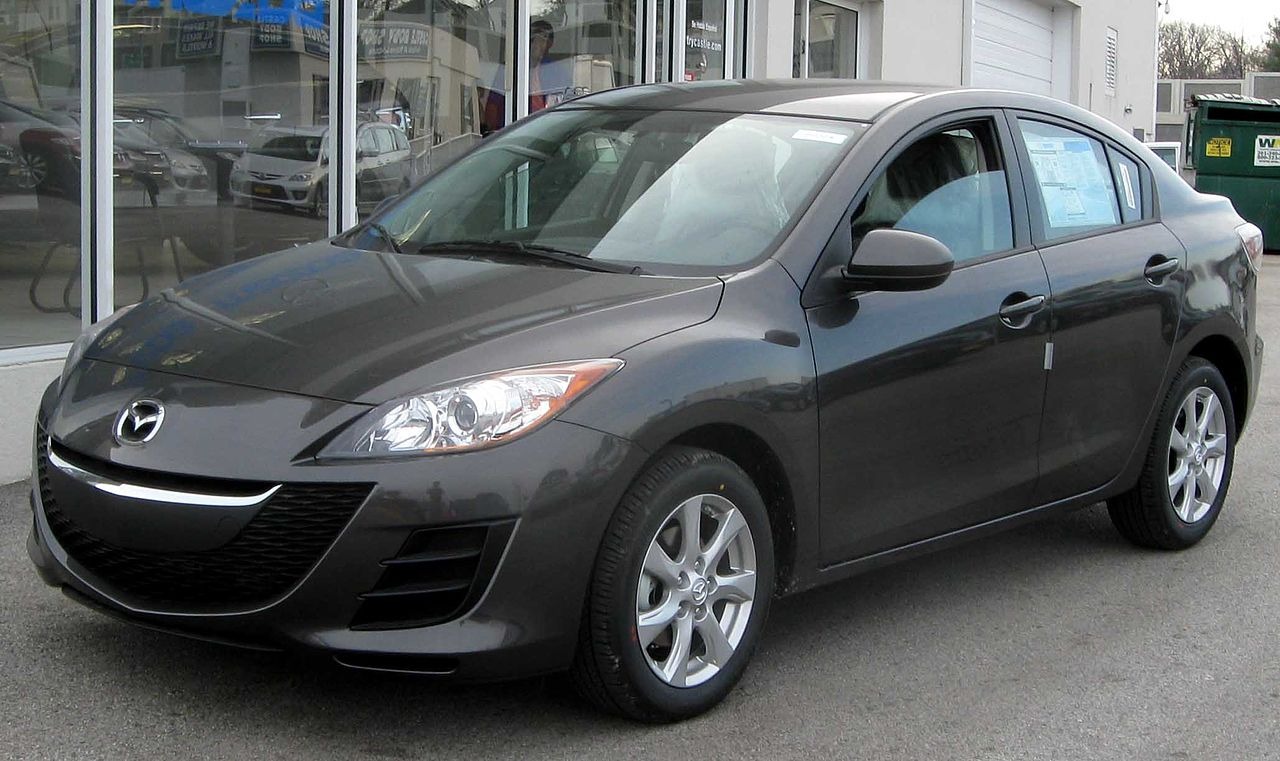 2010 mazda 3 i touring review