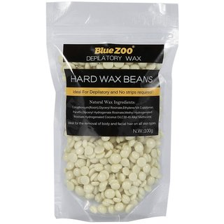 blue zoo hard wax beans review