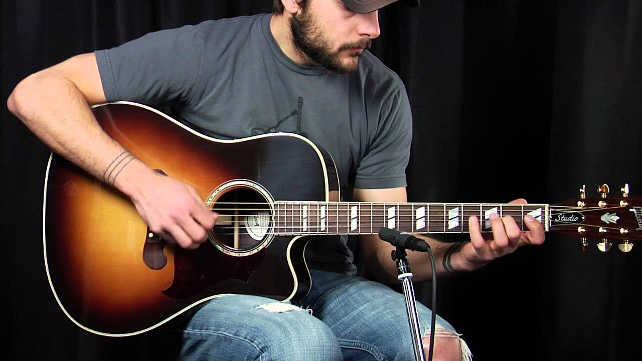 gibson songwriter deluxe studio review