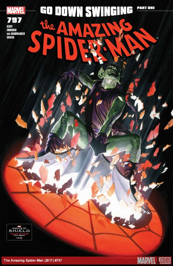 amazing spider man comic review