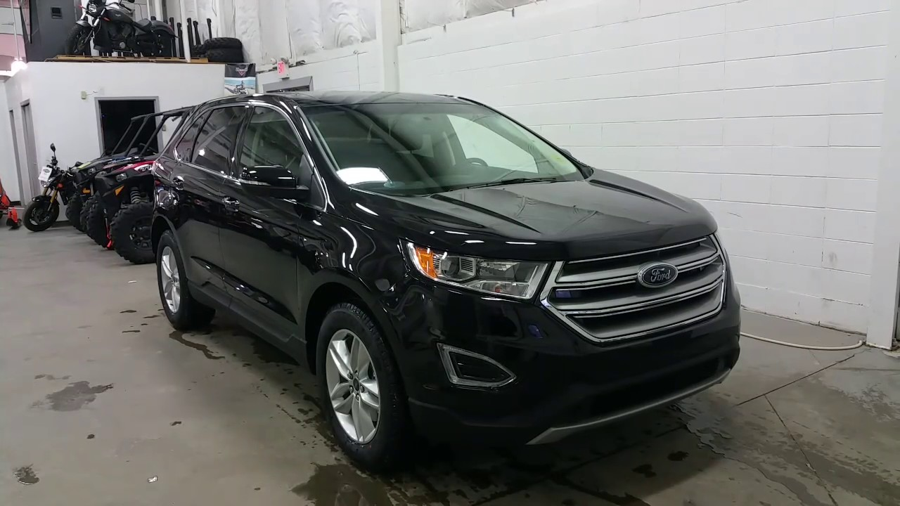 2017 ford edge 2.0 ecoboost review