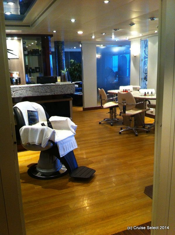 hairdressing on cruise ships reviews