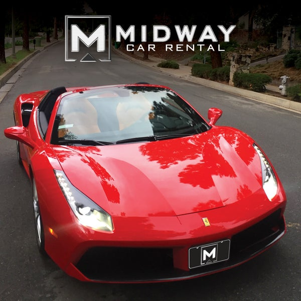 midway car rental lax reviews