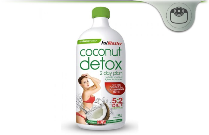 coconut cleanse 2 day review