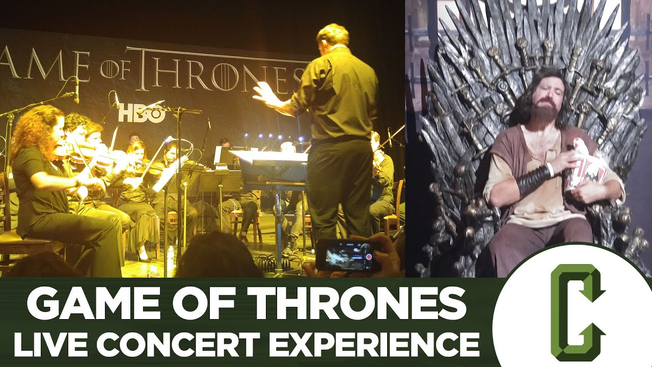 game of thrones experience review