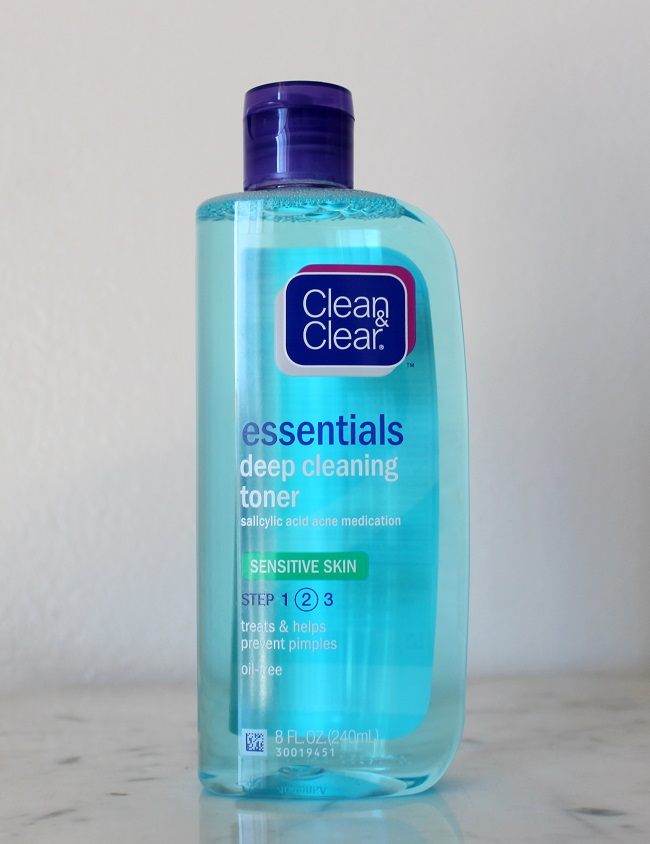 clean and clear essentials skin care routine review