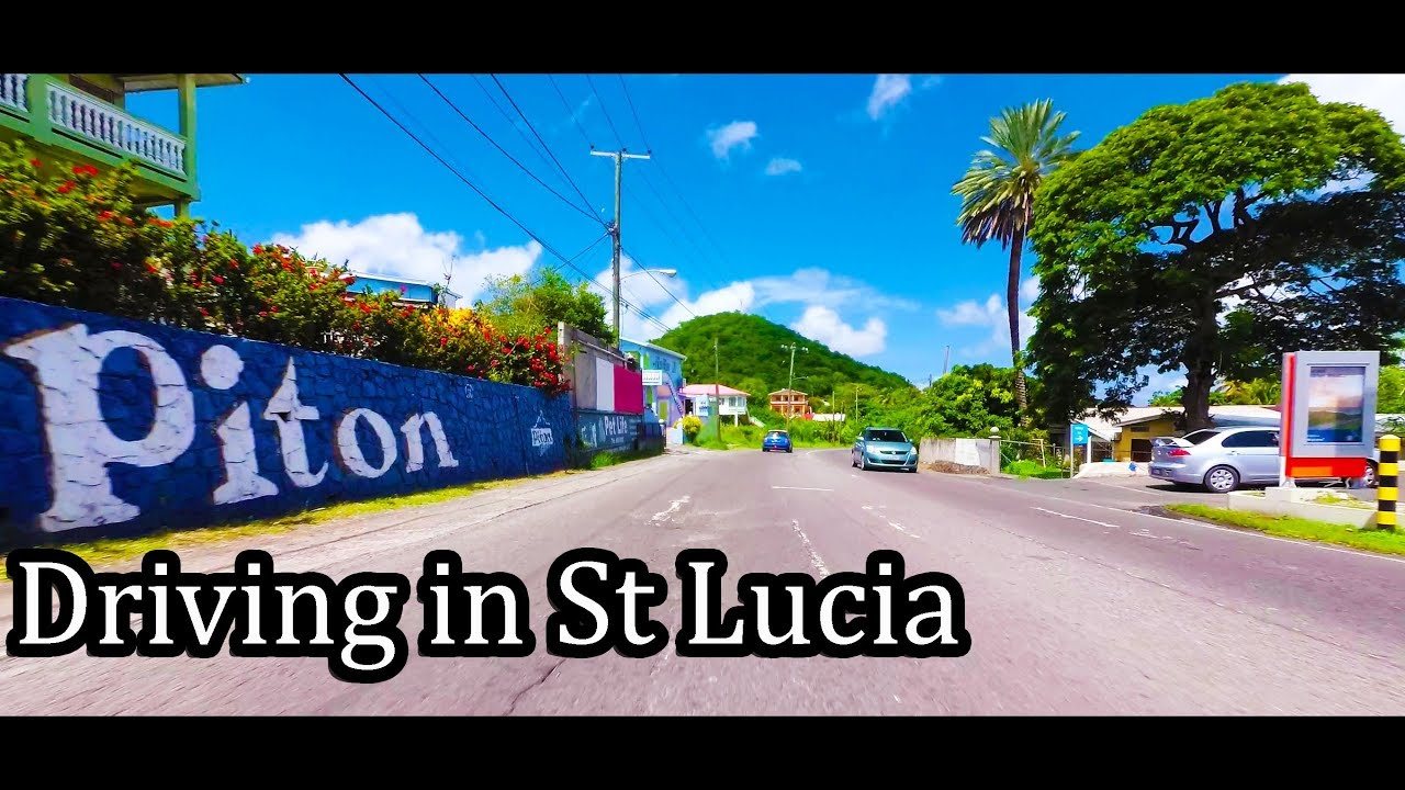 driving in st lucia reviews