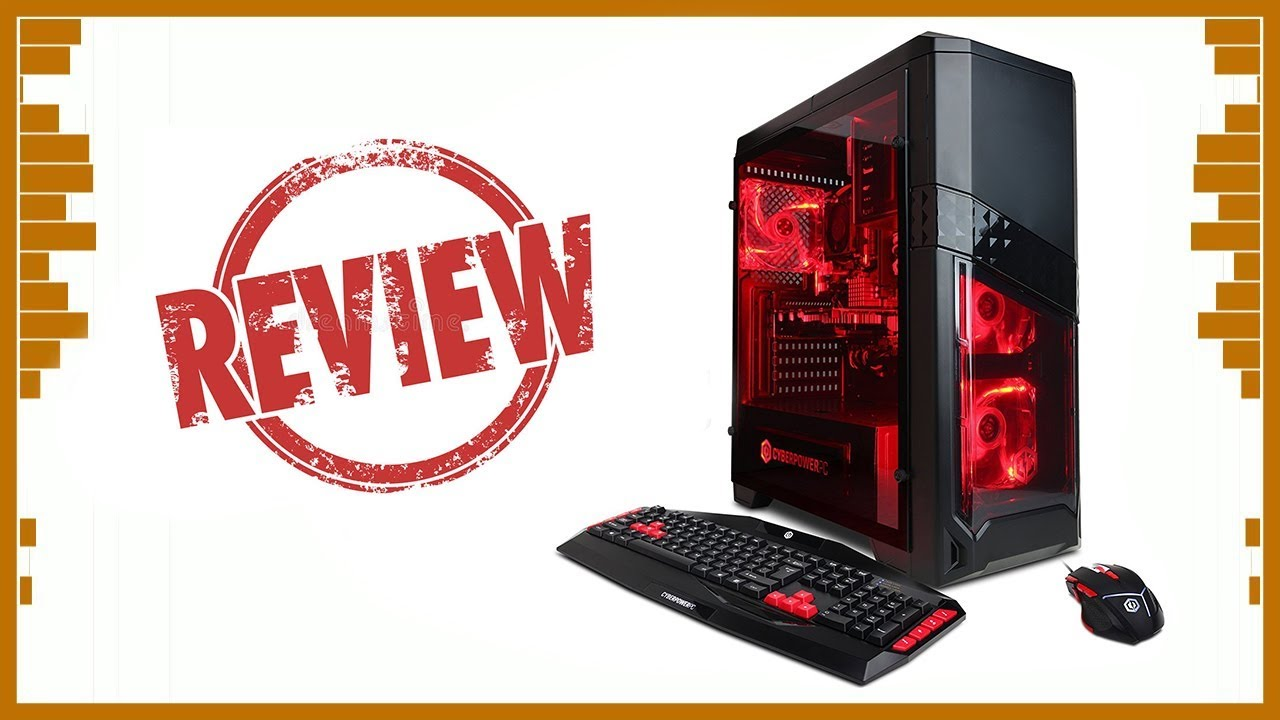 cyberpowerpc gamer ultra gua3400a review
