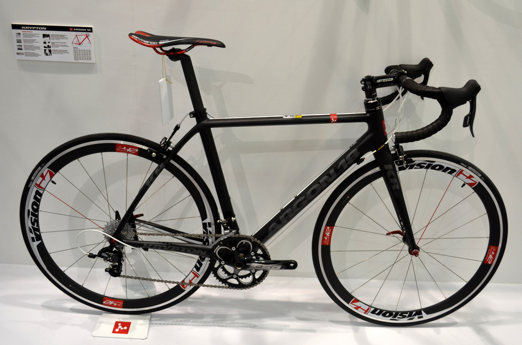 argon 18 krypton 2012 review