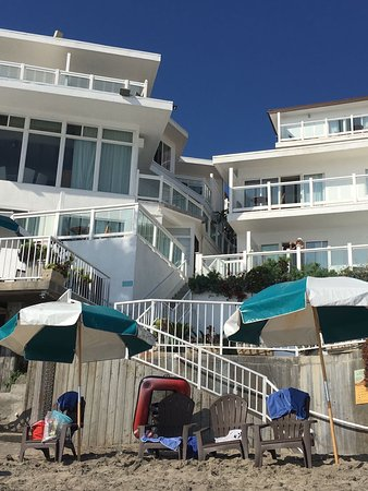 capri laguna inn on the beach reviews