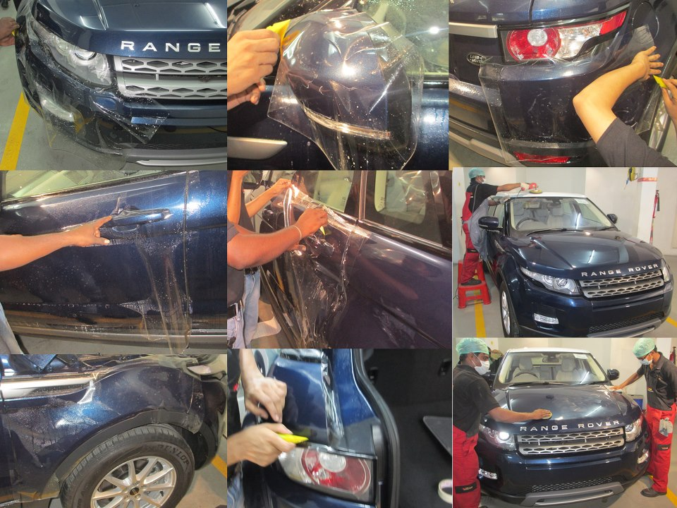 3m paint protection film review india