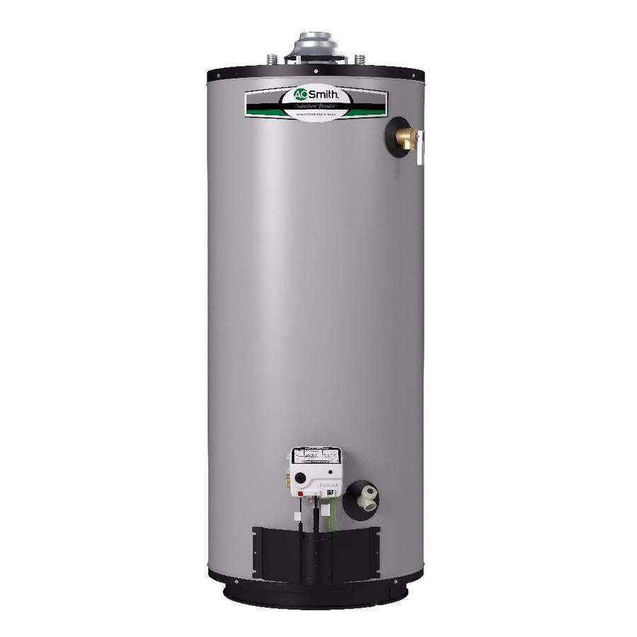 40 gallon gas water heater reviews
