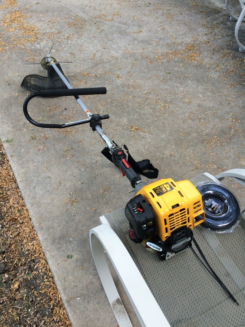 craftsman 4 cycle trimmer reviews