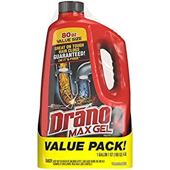 drano professional strength crystals review