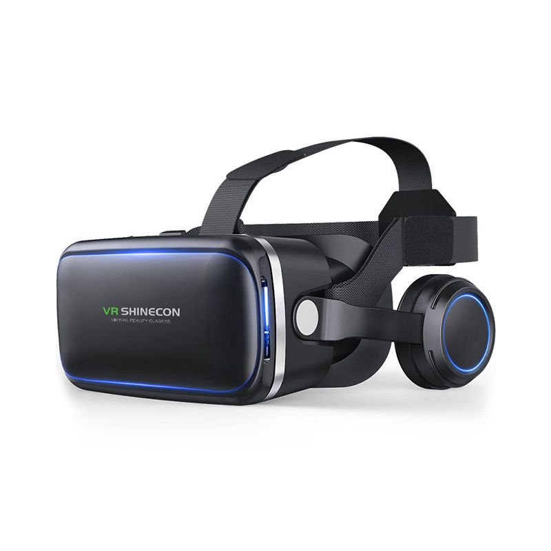 3d virtual reality headset review
