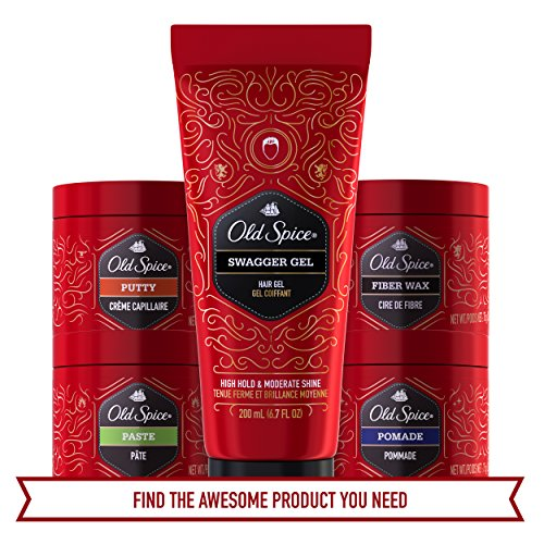 old spice swagger fiber wax review
