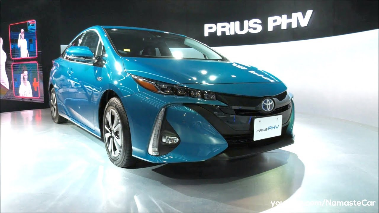 toyota prius plug in review 2018