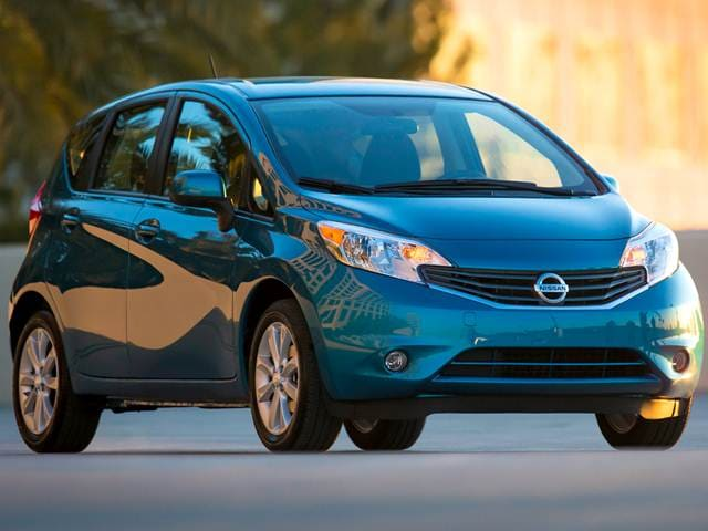 2015 nissan versa consumer reviews
