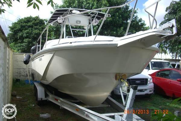 boston whaler 270 outrage review