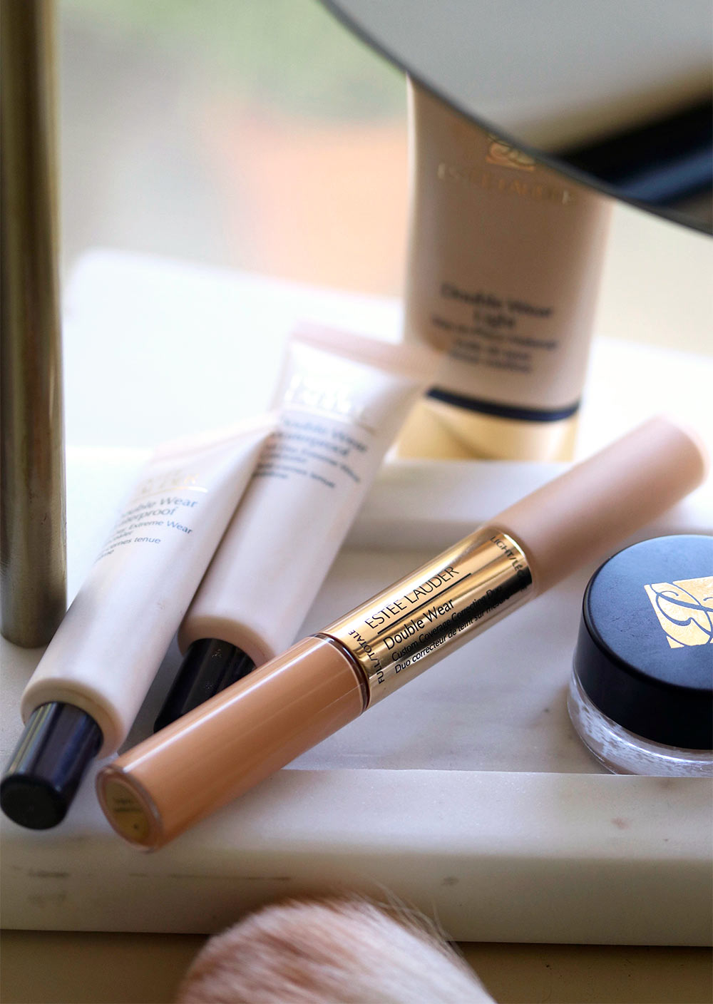 estee lauder double wear custom coverage correcting duo review