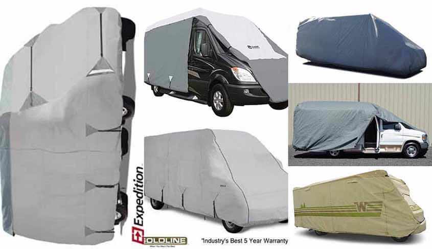 class a rv covers reviews