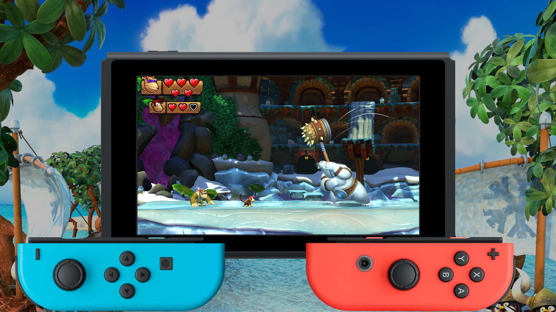 donkey kong country tropical freeze review switch