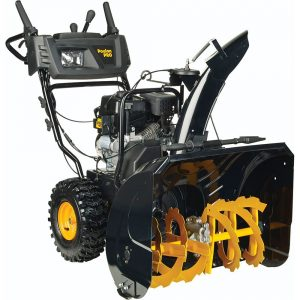 brute single stage snow blower reviews