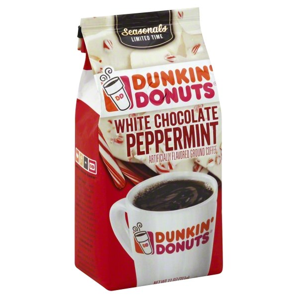 dunkin donuts chocolate glazed donut coffee review