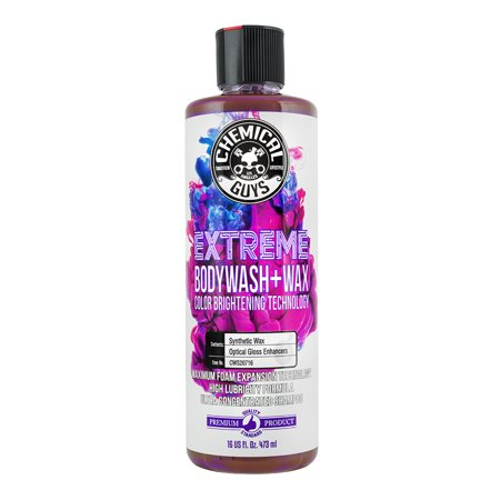 chemical guys wash and wax review