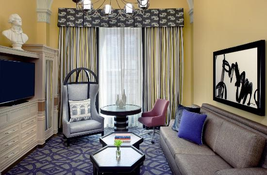 hotel monaco washington dc reviews