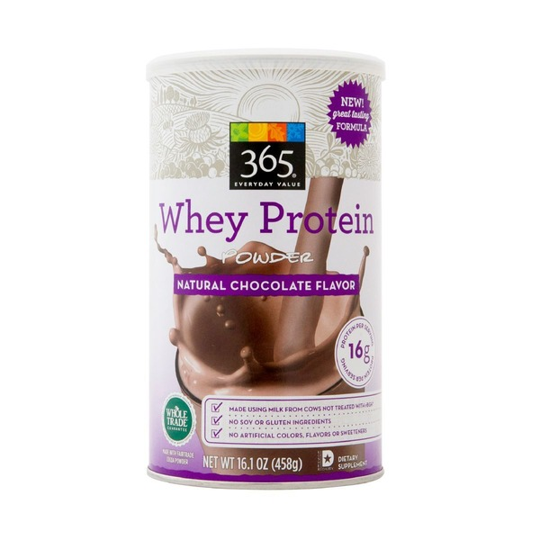 365 whey protein powder review