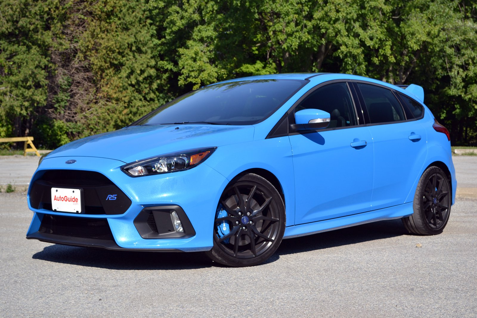 2017 ford focus s review