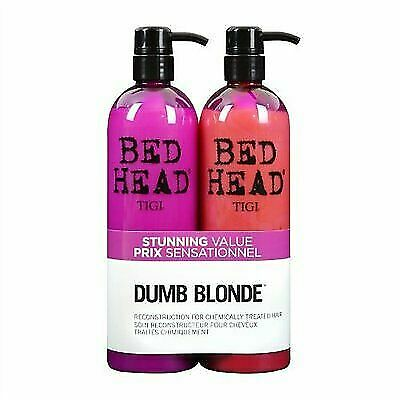 dumb blonde shampoo and conditioner review