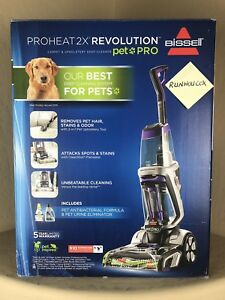 bissell proheat 2x revolution pet carpet cleaner reviews