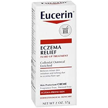 eucerin eczema relief flare up treatment review