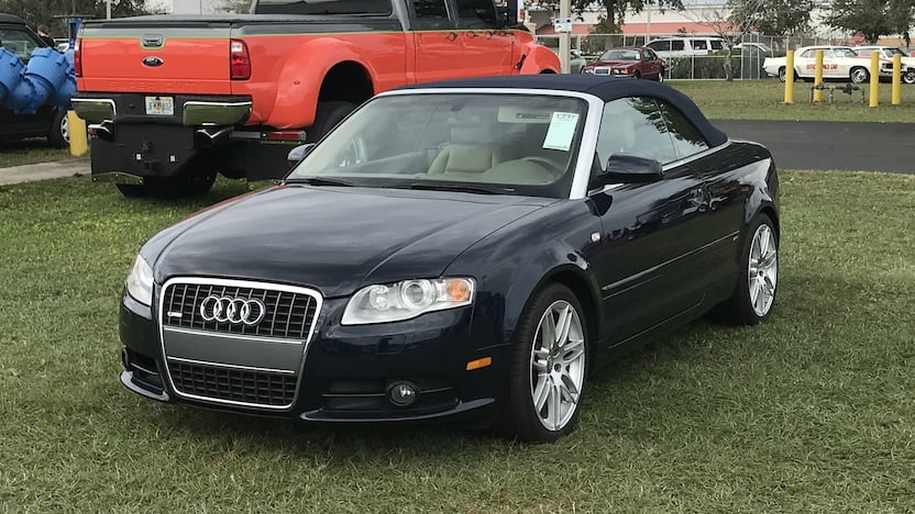 2009 audi a4 convertible review