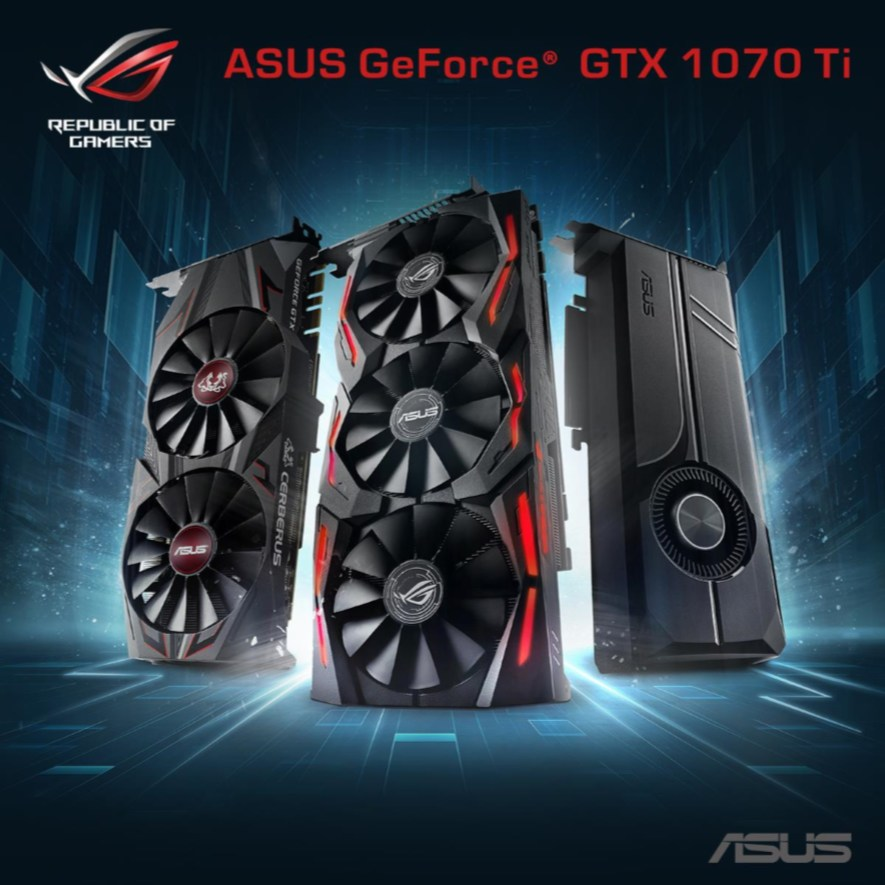 asus geforce gtx 1070 turbo review