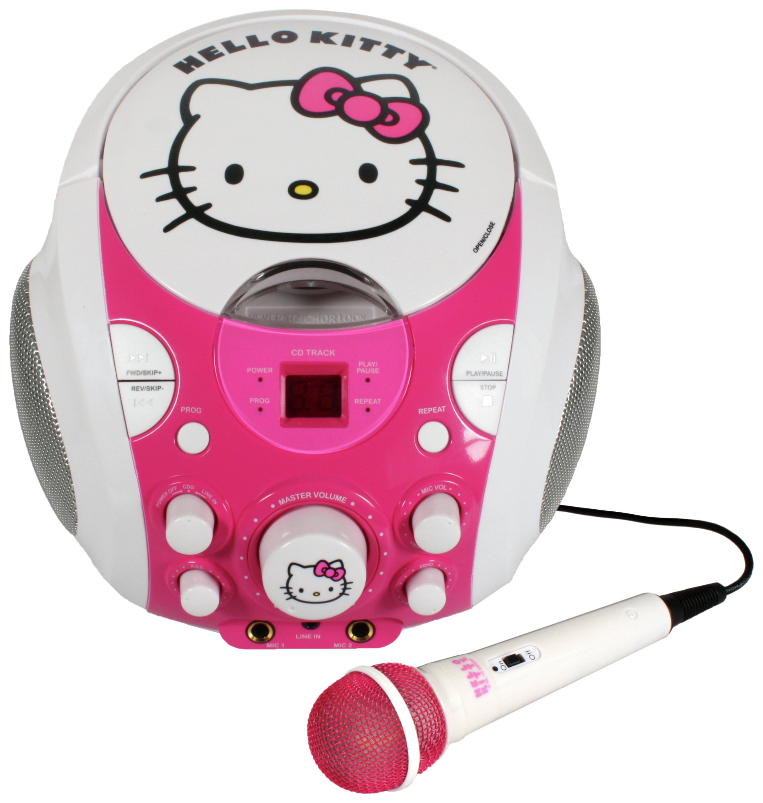 hello kitty karaoke machine reviews